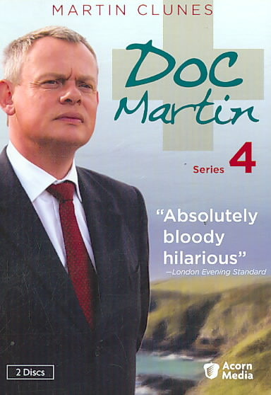 DOC MARTIN SERIES 4 BY DOC MARTIN (DVD)